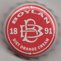 Boylan's Diet Orange Cream